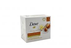 Jabón De Tocador Dove Karité Empaque Con 3 Barras Con 90 g C/U