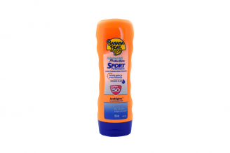 Bloqueador Banana Boat Advanced Sport FPS 50 Frasco Con 180 mL