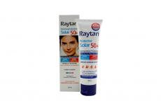 Dermoprotector Raytan Spf 50 + Caja Con Tubo Con 90 mL – Para Cuerpo y Rostro
