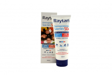 Dermoprotector Solar Kids Raytan Spf 50 + Caja Con Tubo Con 120 mL