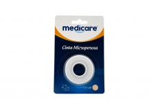 Cinta Microporosa Medicare Piel Empaque Con Unidad