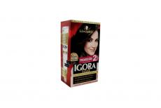 Tinte Igora Vital 5-0 Castaño Claro Caja Con 1 Kit Con 2 Tubos