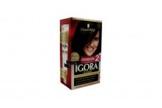Tinte Igora Vital 3-0 Castaño Oscuro Caja Con 1 Kit Con 2 Tubos