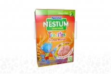 Nestum Cereal Infantil Frutas Mixtas Caja Con 200 g