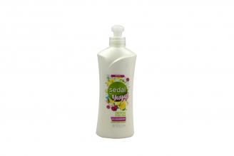 Crema Para Peinar Sedal Detox By Yuya Frasco Con 300 mL