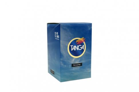Bloqueador Tanga FPS 100 Caja Con 12 Sobres Con 10 mL C/U