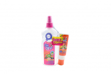 Repelente Stay Off Niños Spray Con 120 mL + Tubo Con Crema Con 60 mL