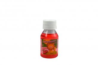 Acetaminofén Jarabe Frasco Con 60 mL – Sabor Cereza