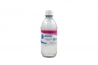 Aceite Mineral Drofarma Frasco Con 450 mL