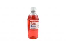 Agua De Rosas Frasco De Vidrio X 450 mL