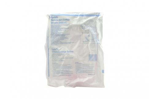 Cystoflo Equipo  2000 mL Bolsa X 1 Unidad – Drenaje Urinario