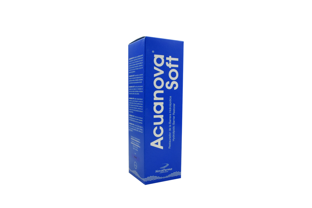 Acuanova Soft Caja Con Tubo Con 220 g