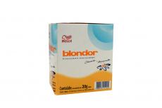 Blondor Manzana Caja Con 20 Sobres