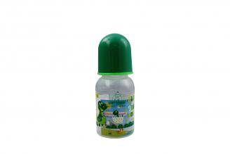Biberón 4 Onzas Empaque Con 1 Unidad - Color Verde