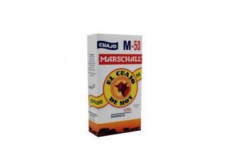 Cuajo Marschall Caja Con 50 Pastillas