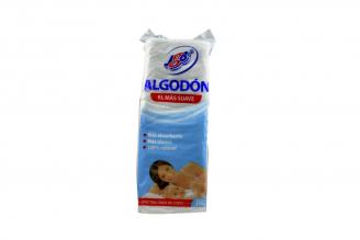 Algodón JGB 100 % Natural Bolsa Con 250 g