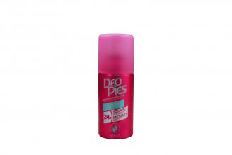 Desodorante Deo Pies Mujer Aerosol Con 180 mL