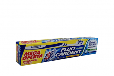 Crema Dental Fluocardent + Cepillo Caja Con Tubo Con 67 g