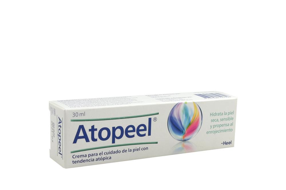 Atopeel Crema Caja Con Tubo Con 30 mL