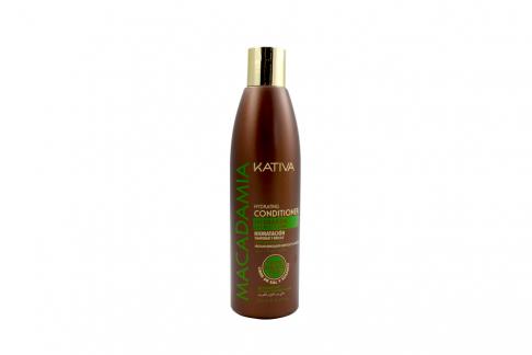 Acondicionador Kativa Macadamia Frasco Con 250 mL