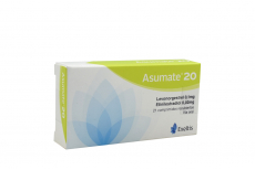 Asumate 20 0.10 / 0.20 mg Caja Con 21 Comprimidos Rx