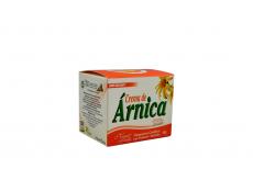 Crema De Árnica Caja Con Frasco X 60 g