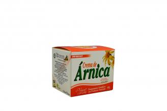 Crema De Árnica Natural Freshly Caja Con Frasco Con 60 g