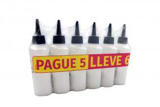 Igora Oxigenta Loción Reveladora Cremosa 30 Vol - 9% Empaque Con 6 Frascos Con 50 mL C/U