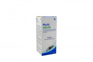 Solución Multipropósito Multi 20 / 20 Caja Con Frasco Con 120 mL