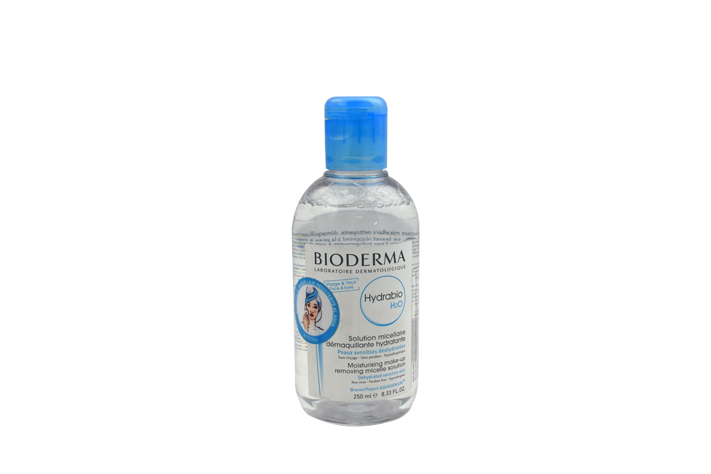 Desmaquillante Hydrabio H2O  Frasco Con 250 mL