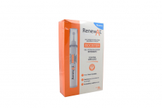 Gel Potencializador Intensivo Contra Arrugas Renewall Caja Con Frasco Con 15 g