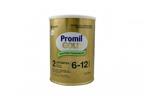 Promil Gold Etapa 2  De 6 A 12 Meses Tarro Con 900 g