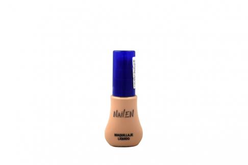 Nailen Base Líquida Frasco Con 30 g – Tono No. 3
