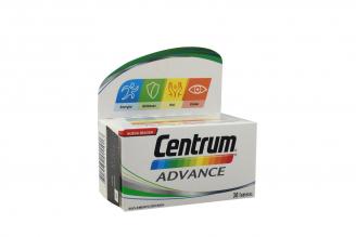 Centrum Advance Caja Con 30 Tabletas