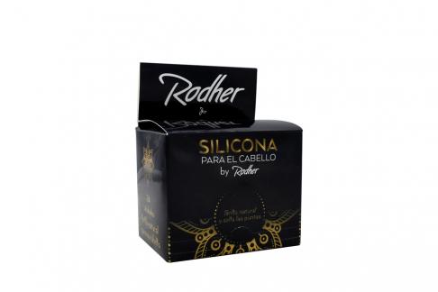 Silicona Líquida Para El Cabello By Rodher Caja Con 24 Sachets