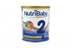 Nutribaby Etapa 2 Lata con 400 g