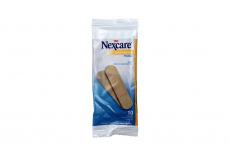 Curas Estándar Plásticas Nexcare Empaque Con 10 Unidades