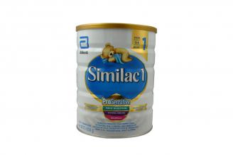 Similac 1 De 0 a 6 Meses Tarro Con 850 g
