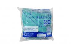 Gotero Plastico Bolsa Con 20 Unidades