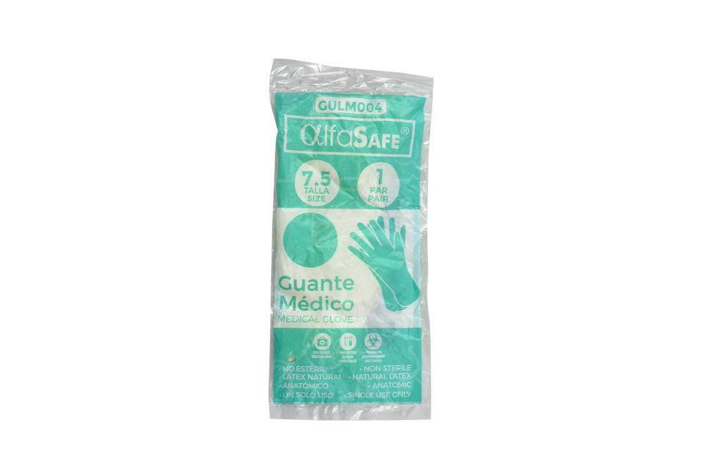 Guantes Para Cirugía Talla 7.5 Talle size Bolsa Con 1 Par
