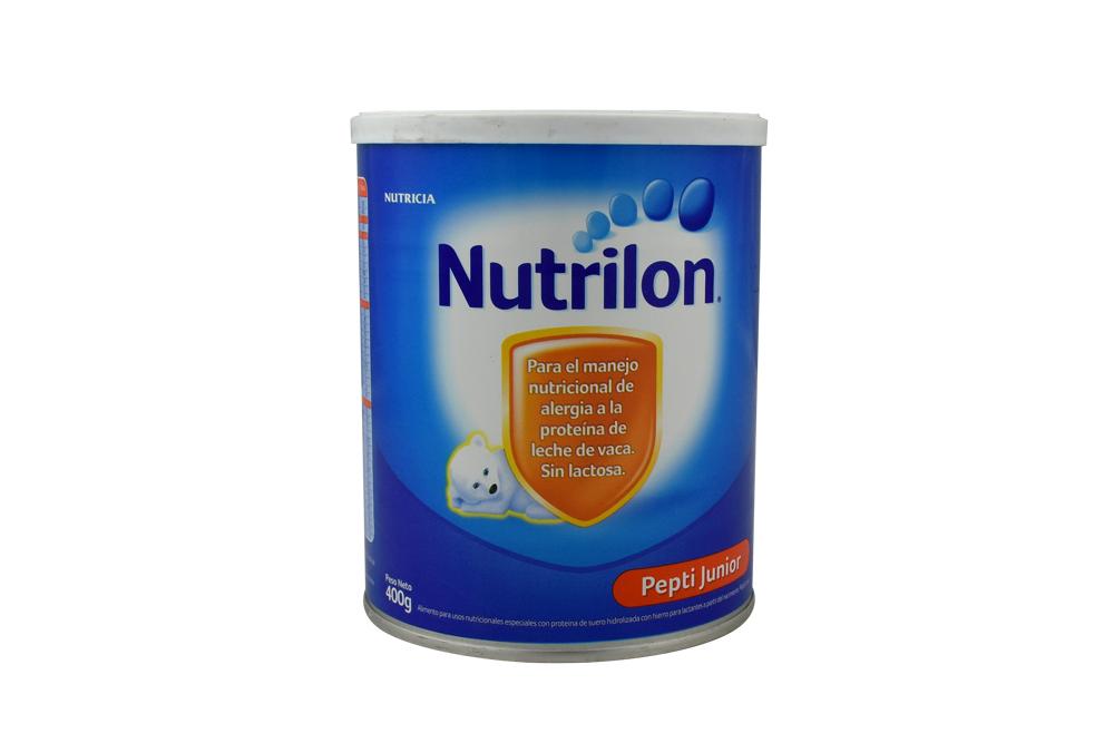 Nutrilon Pepti Junior Tarro Con 400 g