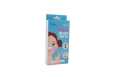 2 Step Nose Strip Bandas Nasales Caja Con 3 Pares