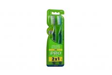 Cepillo Dental Oral B Pro Deluxe Empaque Con 2 Unidades