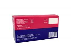 Sintorex 500 / 30 / 2 / 5 mg Caja Con 144 Cápsulas Rx