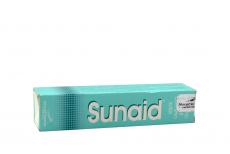 Sunaid Bálsamo Labial Con Filtro Solar Caja Con Tubo Con 12 g