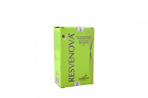 Resvenova Crema Caja Con Frasco 30 mL - Antiedad Reparadora