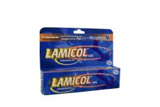 Lamicol Gel 1 % Caja Con Tubo Con 30 g