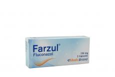 Farzul 150 mg Caja Con 2 Cápsulas Rx