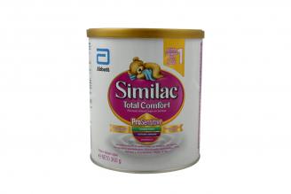 Similac 1 Total Comfort Lactantes 0 a 12 Meses Tarro Con 360 G