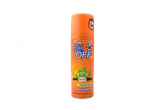 Repelente Stay Off Aerosol Frasco Con 160 mL